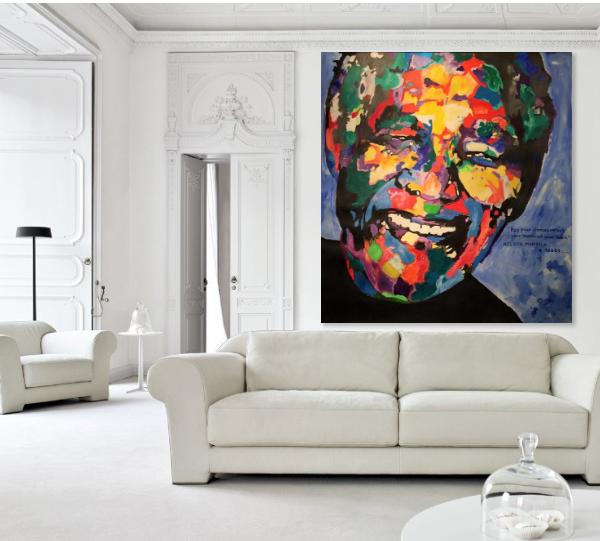 150-x-160-akryl-paa-lerret-ikke-oppspent-tittel-mandela-pris-10000-nok
